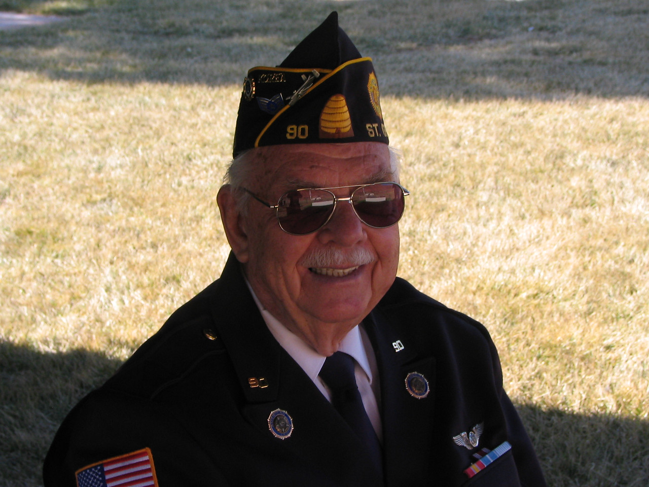 Douglas Johansen, Past 1st Vice, Shooter.