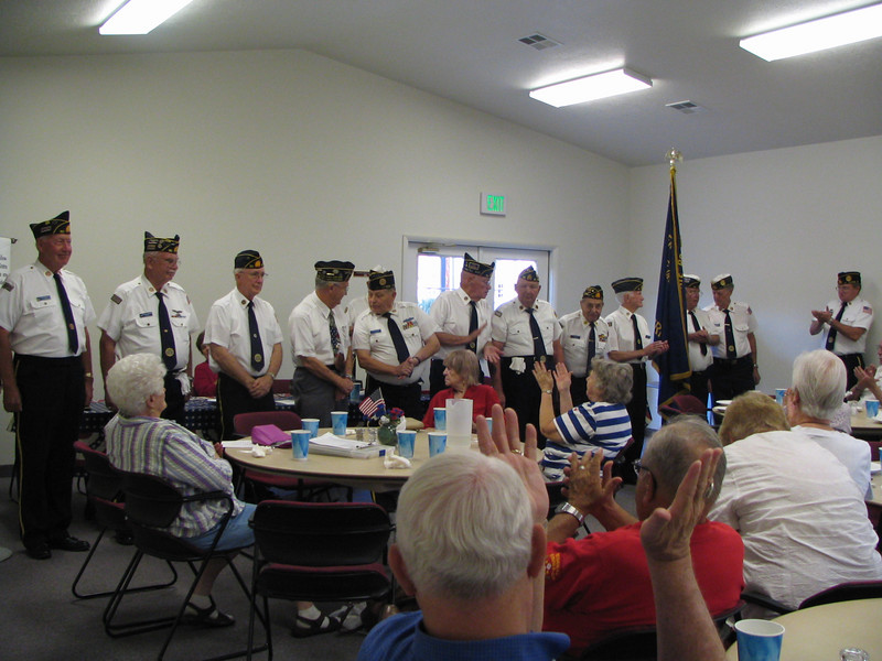 Officers, Post 90, 06