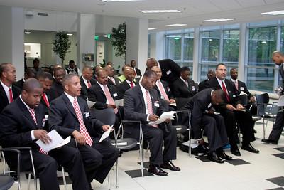 Public Chartering Ceremony - April 2008
