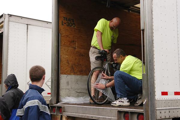 RFMC 2006 Bike Loading