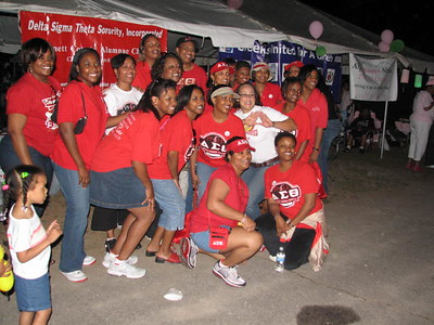 Relay for Life - May 2008