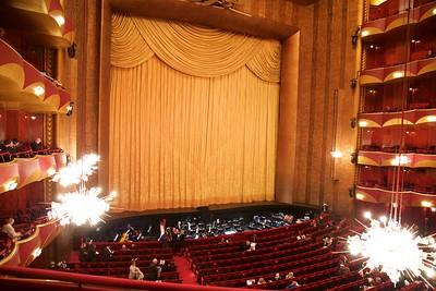 Met Opera Trip 2016