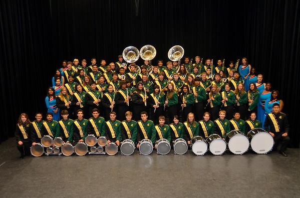 SHS Band 2013-14
