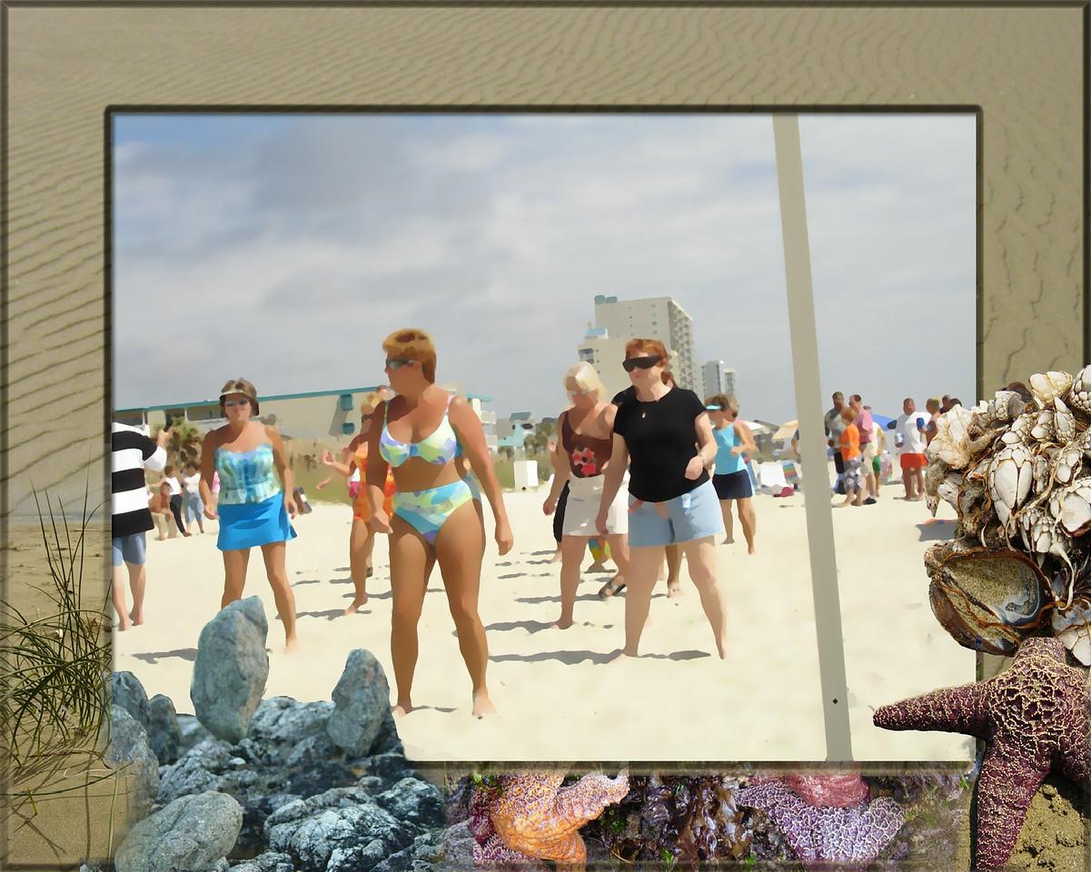 1 dancin' on the beach
