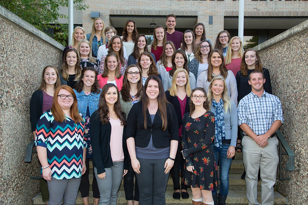 School of Communication Sciences and Disorders 2017