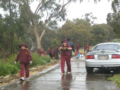 Coburns Primary School students