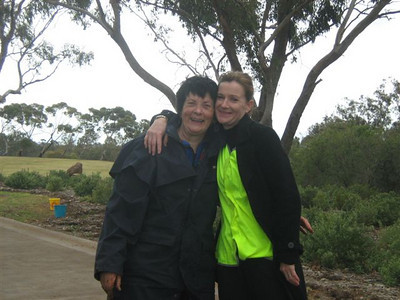 Coburns Primary School Linda & Kate