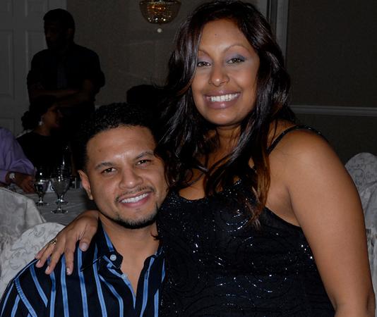Natasha and her husband