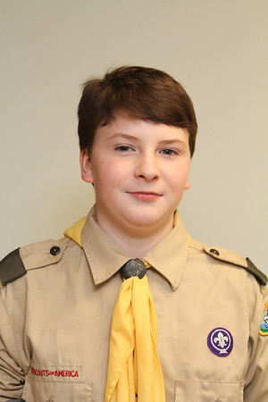 Scout Head Shots 2014