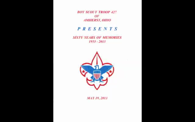 60 Years of Memories Troop 427-Medium