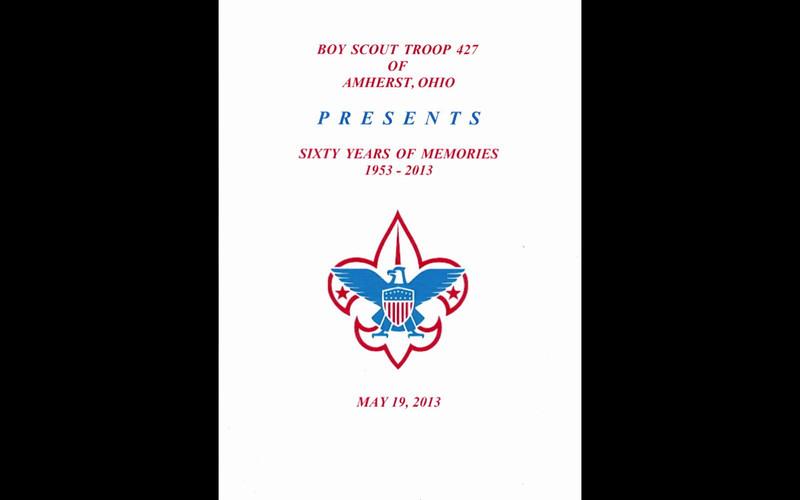 60 Years of Memories Troop 427