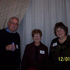 John Wahl, Karen Barteks and Sharon Wahl.