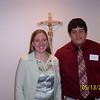 St. Agnes - Megan Kehoe and Steven Steele