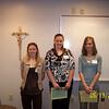 St. Matthew Parish - Elaine Reminder, Rebecca Chitwood and Melissa Braun.