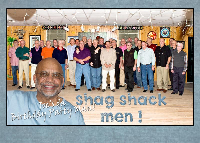 a1 shack men joe bdpartyman