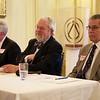 Annual Meeting: Secretary Thaddeus Gillespie, Treasurer Allan Green and President Michael Halperson