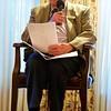 Annual Meeting: Joe Bain giving presentation