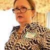 Annual Meeting: Elizabeth Padjen giving Nominating Committee Report