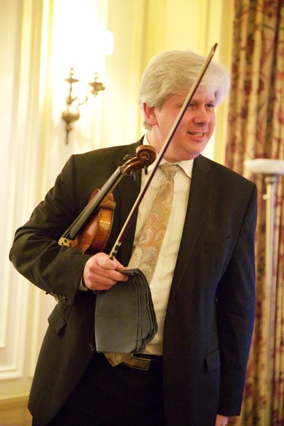 Club Night: Borromeo String Quartet: Introduction by Nicholas Kitchen