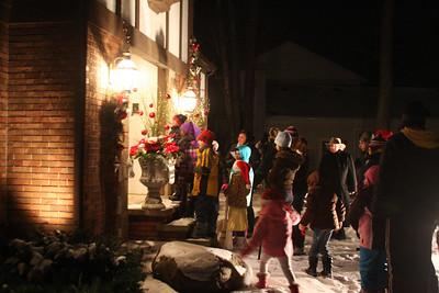 Caroling 2010