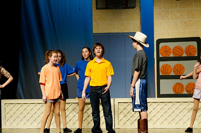 2010.01.05 Footloose Lightz dress rehearsal