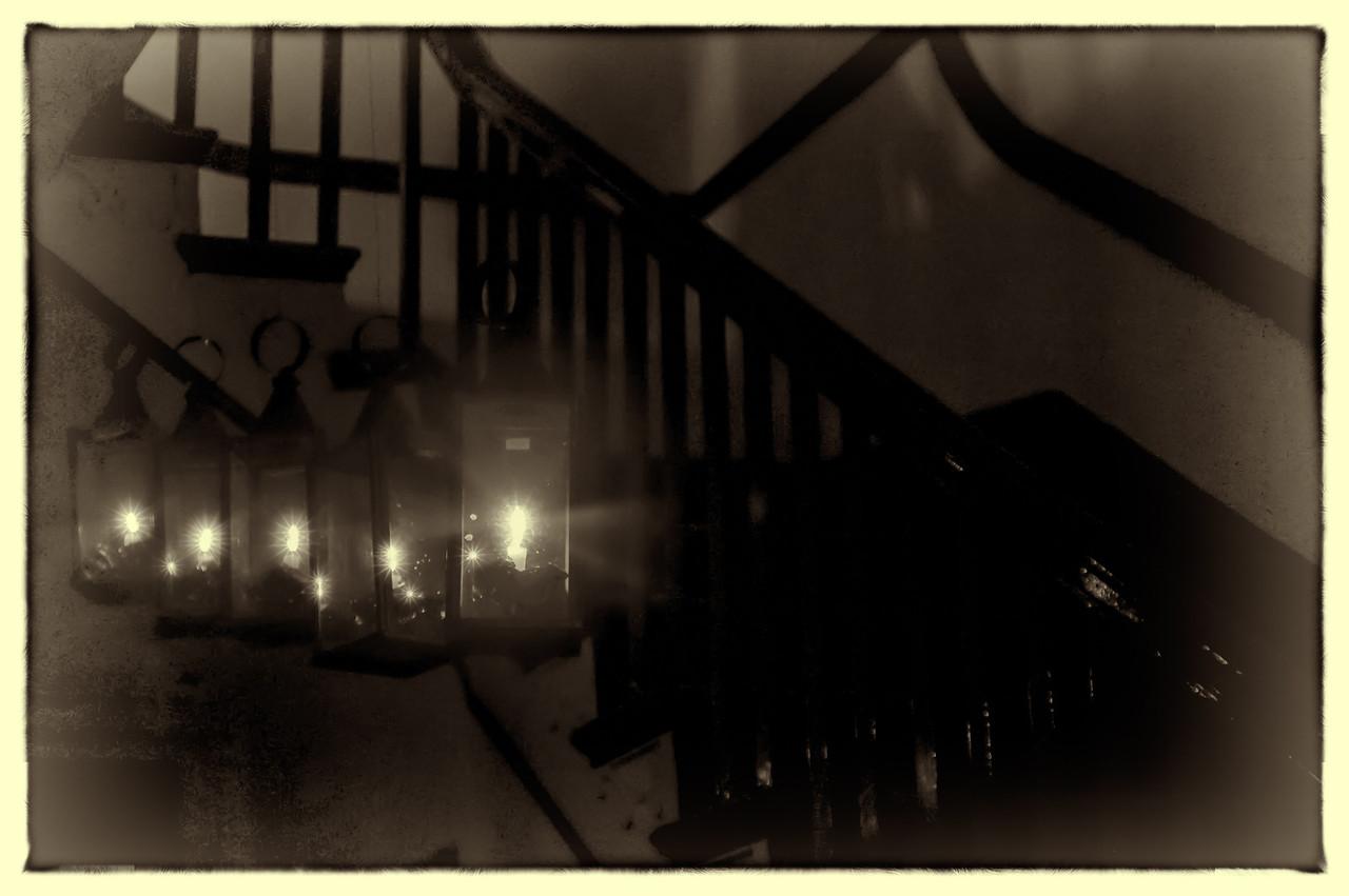 foggy lens capture