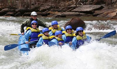 Laura Nichols - Family Rafting Trip