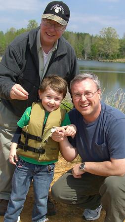 Gary Morgan - Fishing