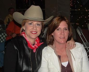 Ellie Picket and Susie Treadaway