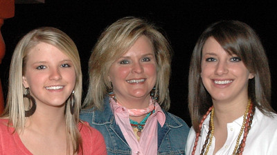 Gail Pritchett and Her Girls