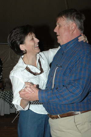 Don Eaton Dancing with Wife Betsy
