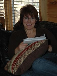 Laura Nichols - Reading