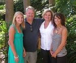 Gail Pritchett with Family