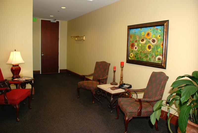 TEMNP Office Lobby