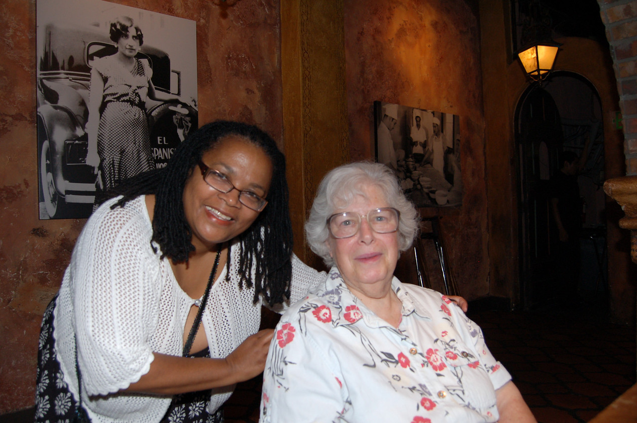 Nurse Marilyn Norwood, founding member of T.H.E. Clinic, Inc.