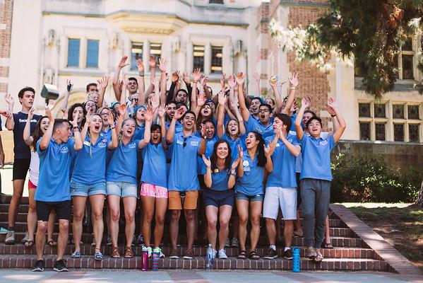 UCLA Campus Tours