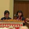 RICC 555-6: #237 Worship: Love Reaches Out Around the World: Chalice Lighting by Revs Tet Gallardo, Diane Rollert and Gary Smith