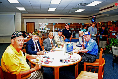 Veterans Visit to Gainsville MS