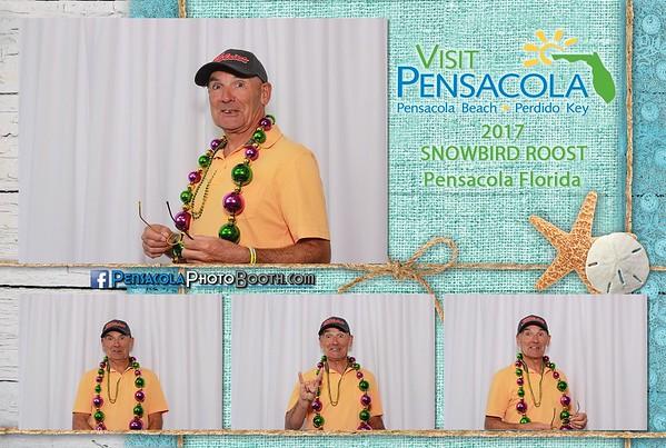 Visit Pensacola Snowbird Event 02-23-2017