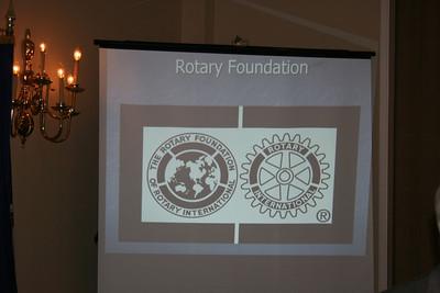 Warrenton Rotary Club Jan 19 2012