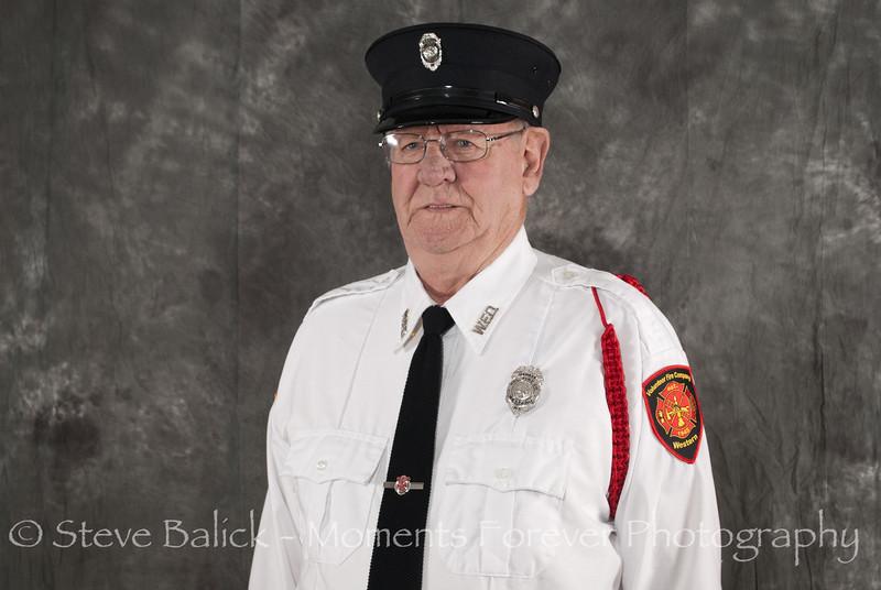 Robert Dibble, Fire Police