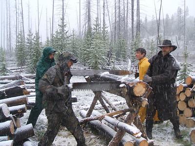 Wood Camp
