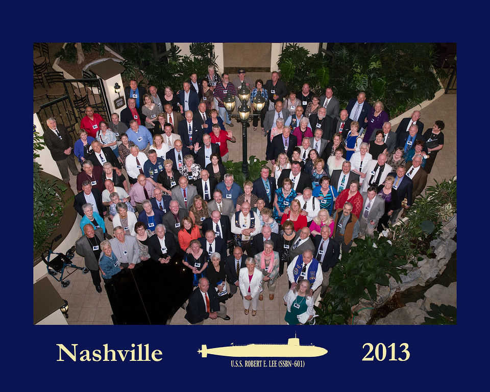 Nashville Reunion Group Picture