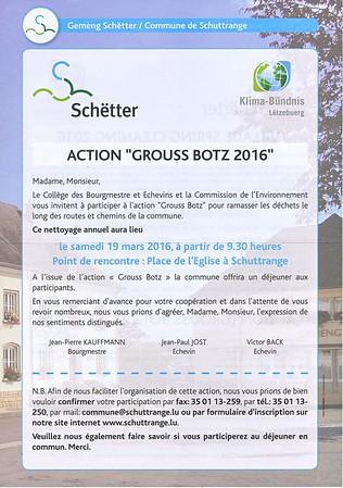 Grouss Botz 2016