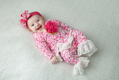 Chloee Anderson 3 Month