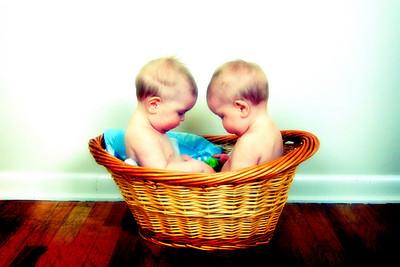 Growing Up Blake & Brady