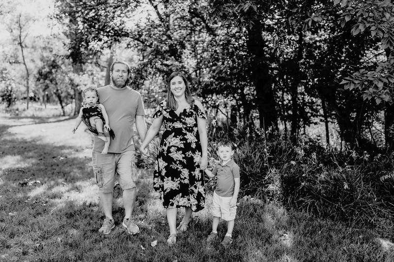 00010©ADHPhotography2020--BrooklynRandolph--Family+OneYear--July19bw