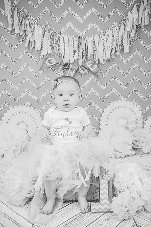 Finley Poore One Year