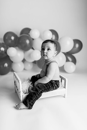 00006--©ADHPhotography2020--MichaelWallen--OneYearAndFamil--March22bw