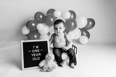 00003--©ADHPhotography2020--MichaelWallen--OneYearAndFamil--March22bw